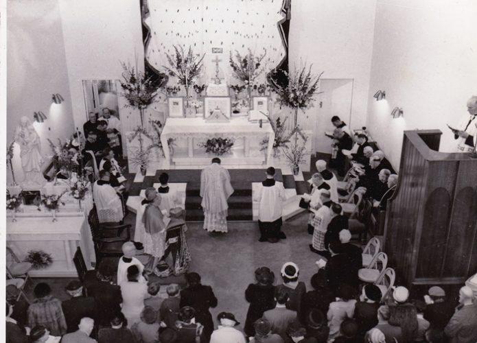 Opening 1953
