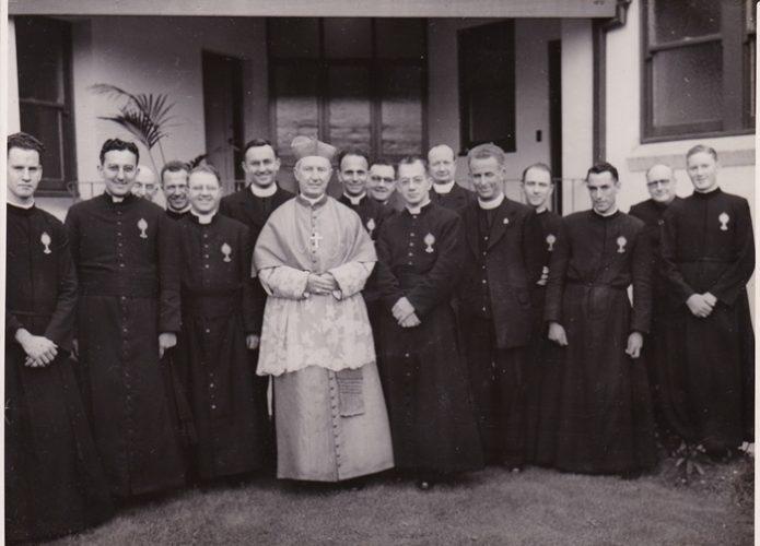 Cardinal Norman Gilroy