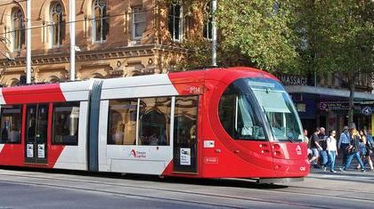 NSW LIGHT RAIL - Announcement