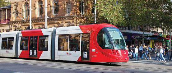 NSW LIGHT RAIL - Announcement