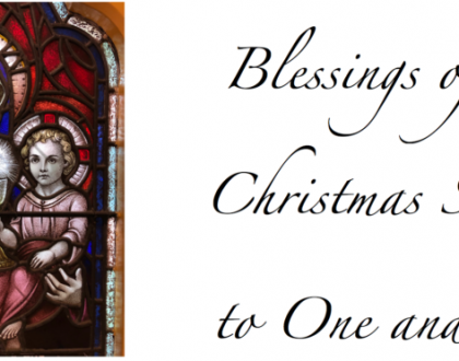 Masses Over Christmas and New Year Period