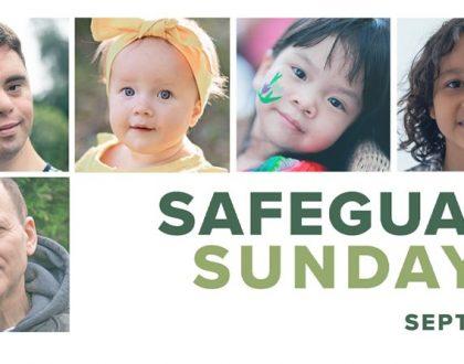 Safeguarding Sunday - 12 Sep